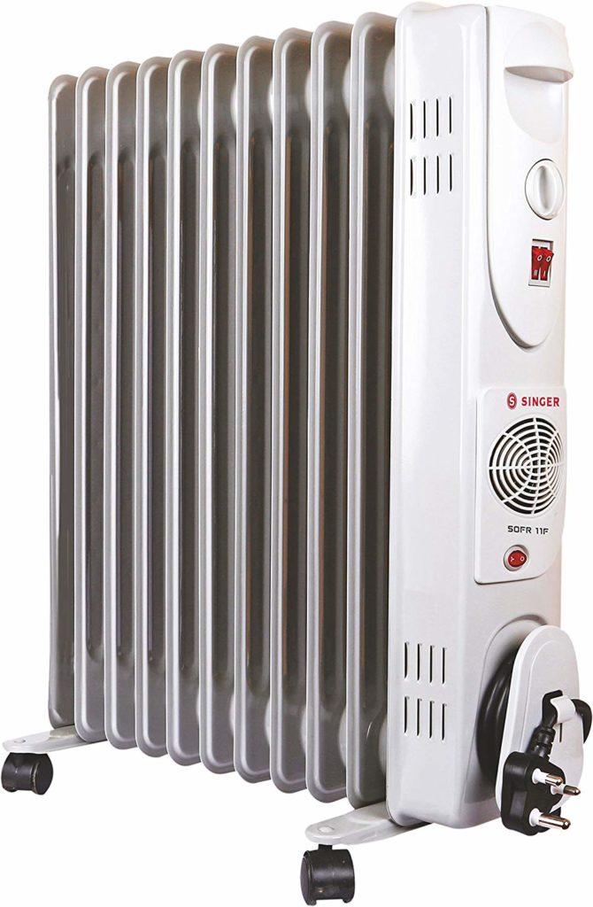 Best Room Heater In India Singer
